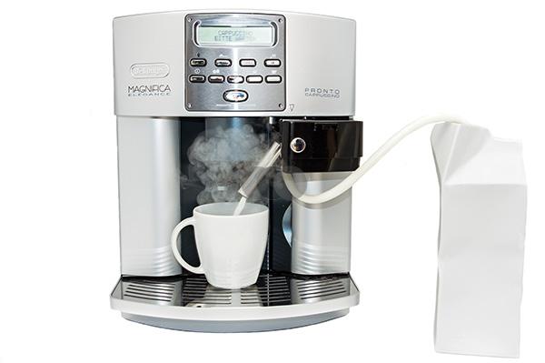 Milchbehälter für Aufschäumer DeLonghi EAM 3500 und ESAM 3600