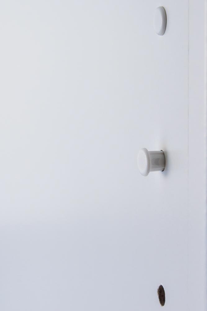 abdeckstopfen passend f r bohrl cher von pax und billy regalen kappen blindst ebay. Black Bedroom Furniture Sets. Home Design Ideas