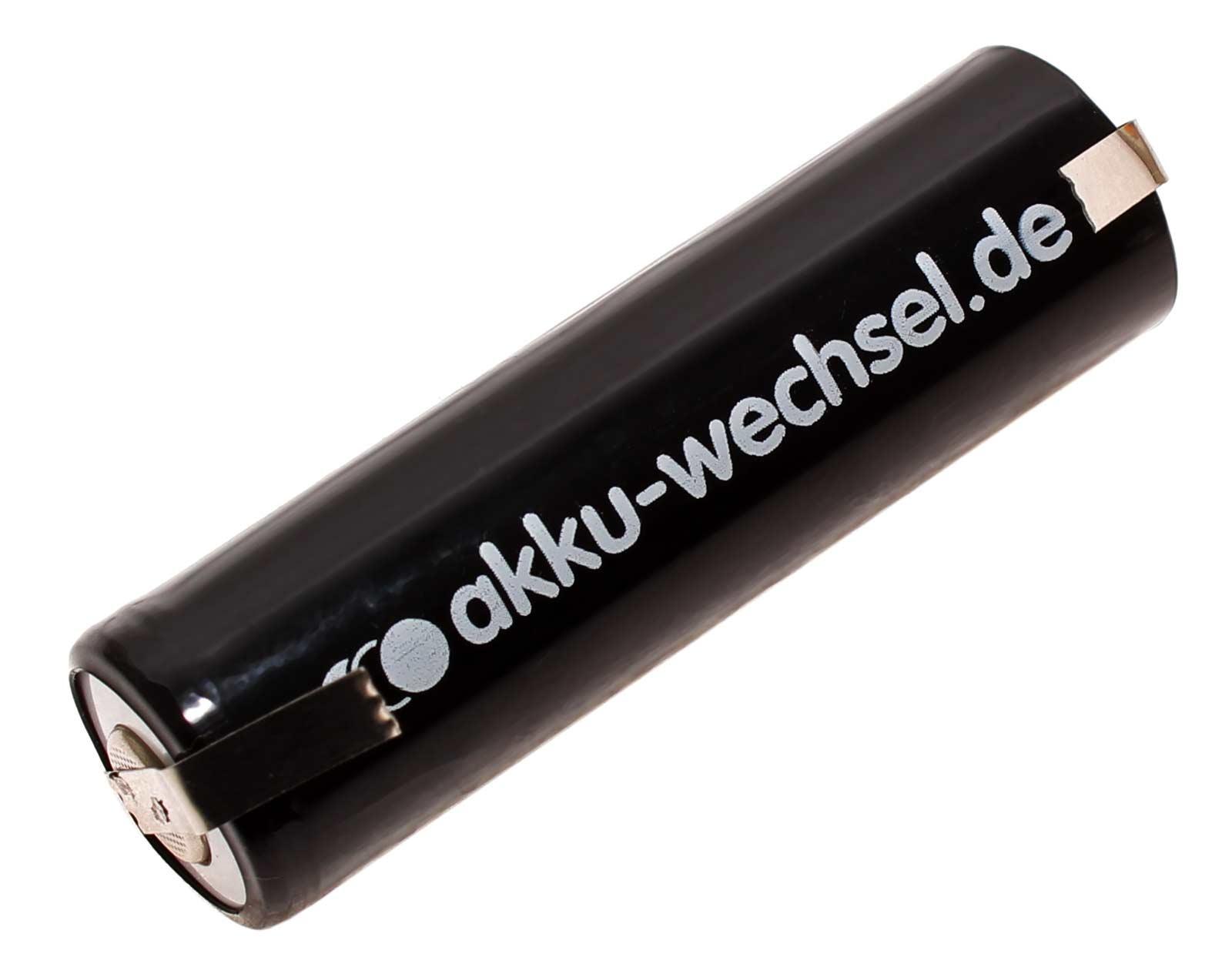 Philips Braun Grundig Accu Rasierer Akku Ersatzakku 2,4V NiMH Battery Batterie