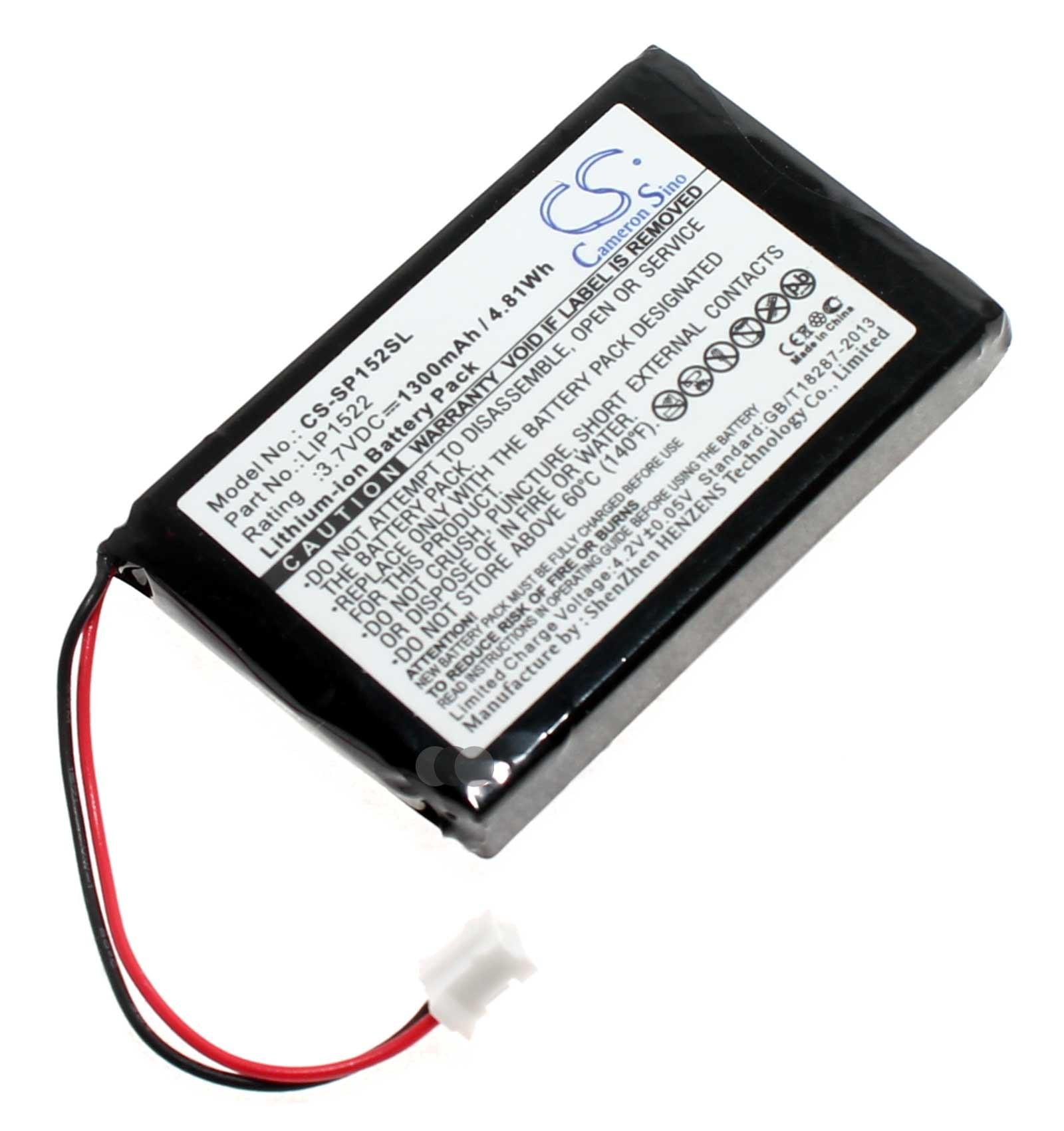 Alternativer Akku für Sony Play Station 4 Dualshock 4 Wireless Controller CHU-ZCT1H ersetzt LIP1522.