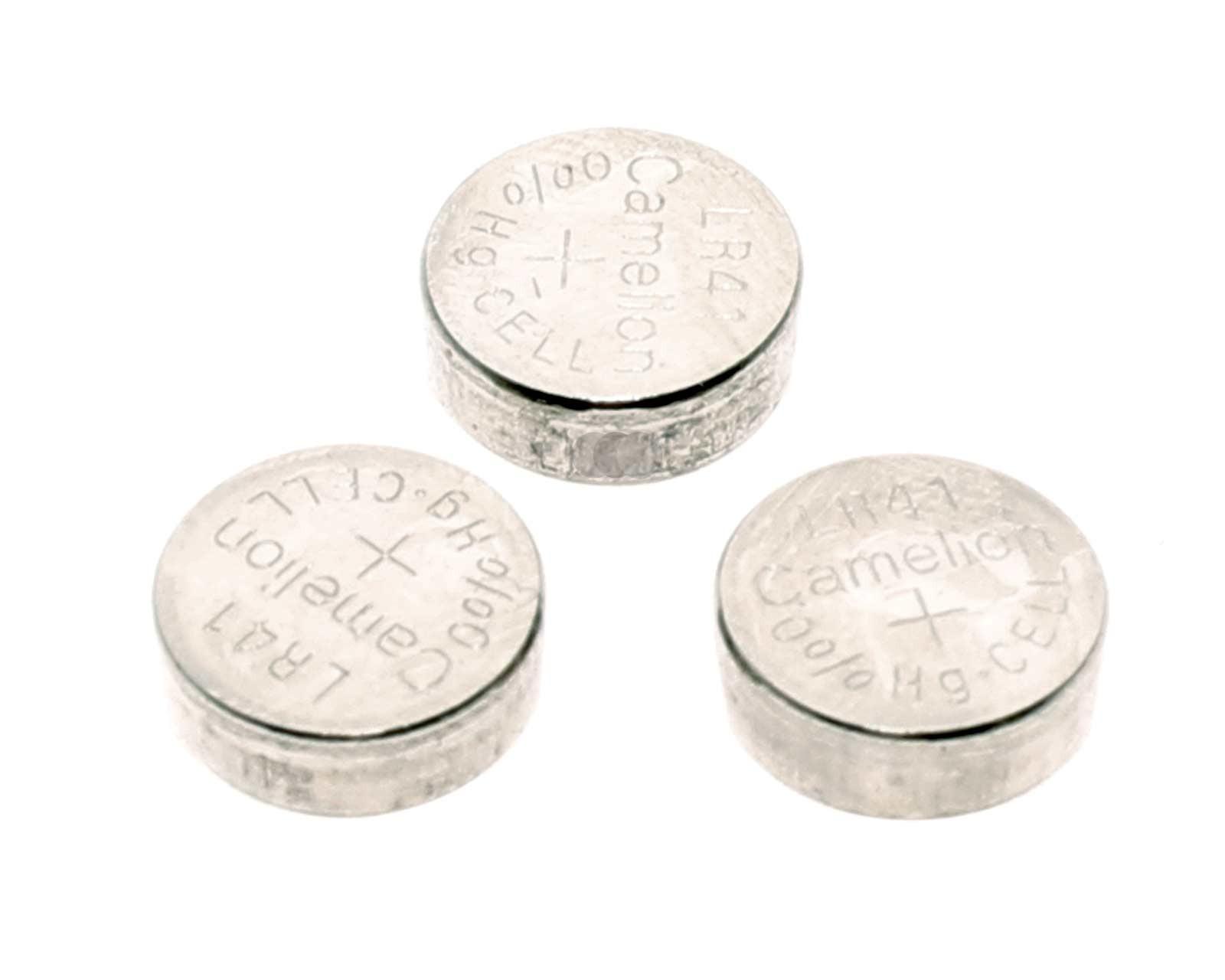 3 x AG3 (LR41) Knopfzellen Batterien für LEGO® DUPLO Sirenen und Warnlichter