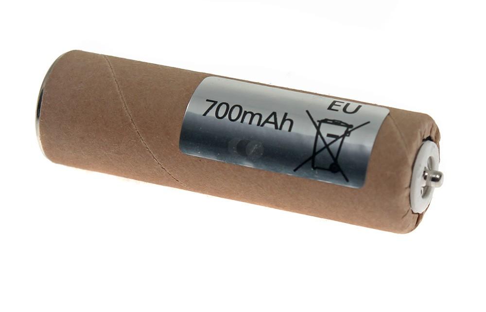 NiMH Akku passend für Panasonic ER230, ER2301 und ER2302
