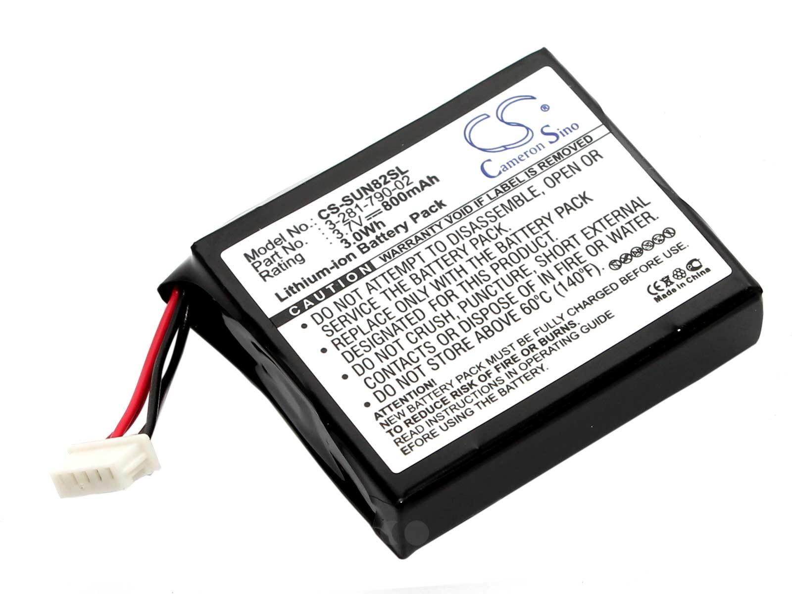 Akku passend für Sony NV-U73TC, NV-U53G, NV-U82, NV-U83, NV-U83T, NV-U92T, NV-U93T