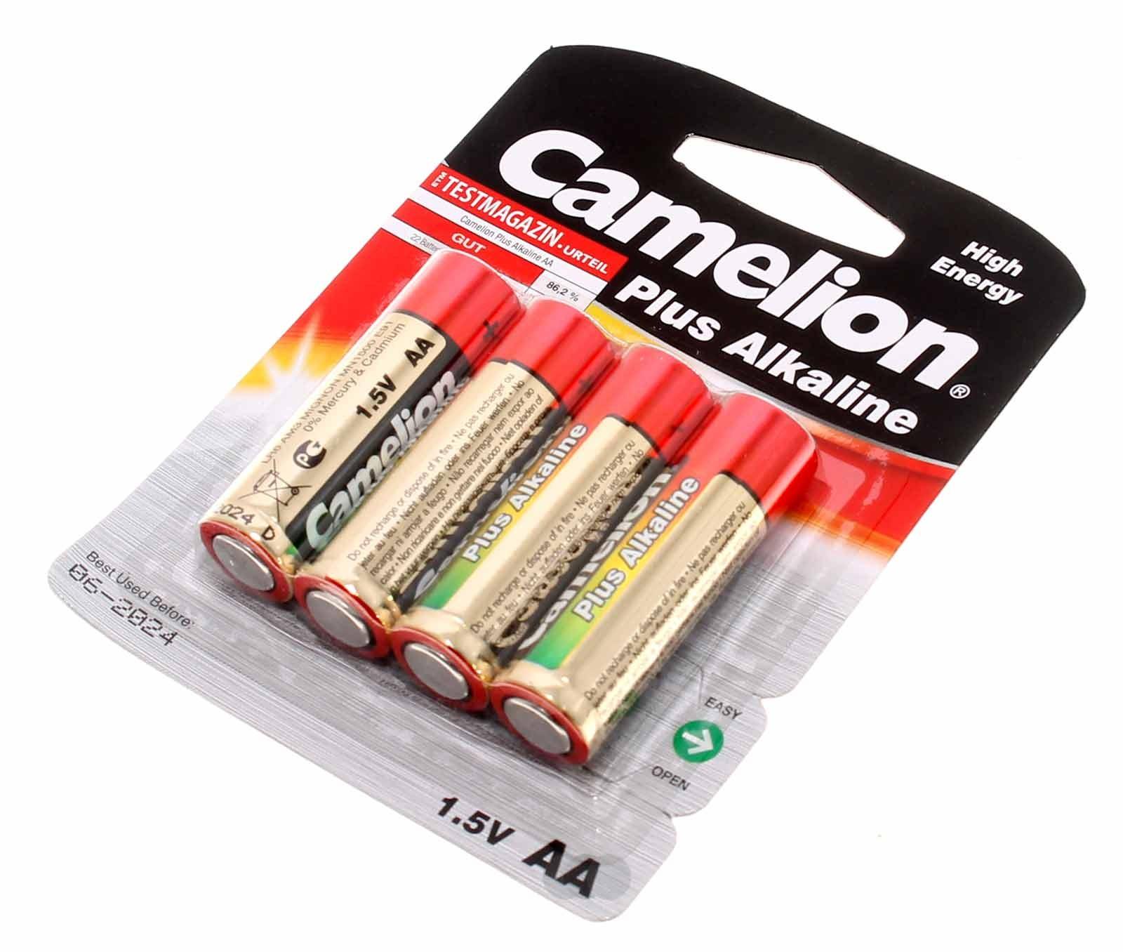 camelion batterie 1 5v aa mignon 2700mah lr6 bp4 lr6 am3 mn1500 e91. Black Bedroom Furniture Sets. Home Design Ideas