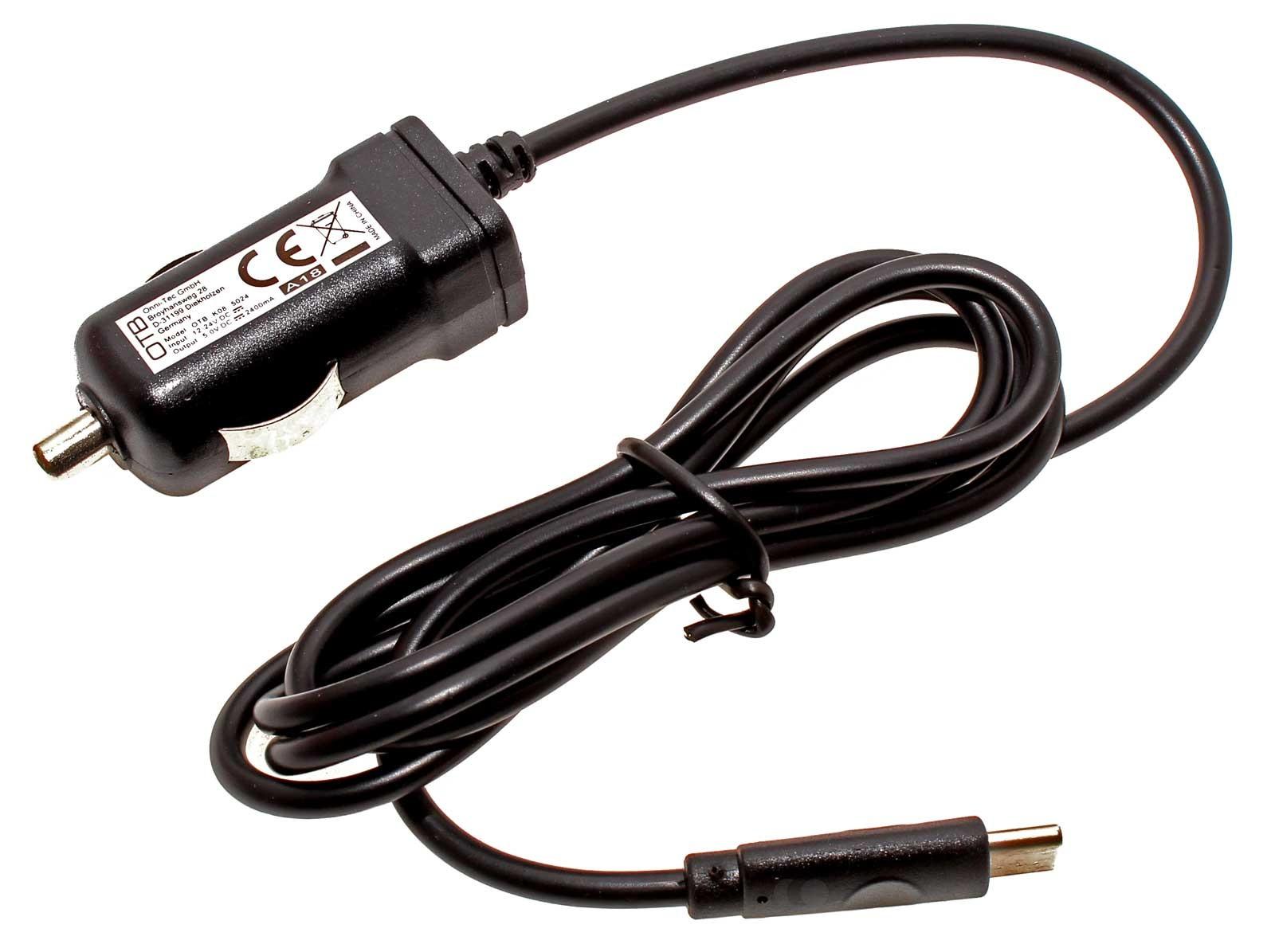 Zigarettenanzünde A Auto KFZ USB Lade Adapter Ladegerät 12V 24V 5V Tablet Handy