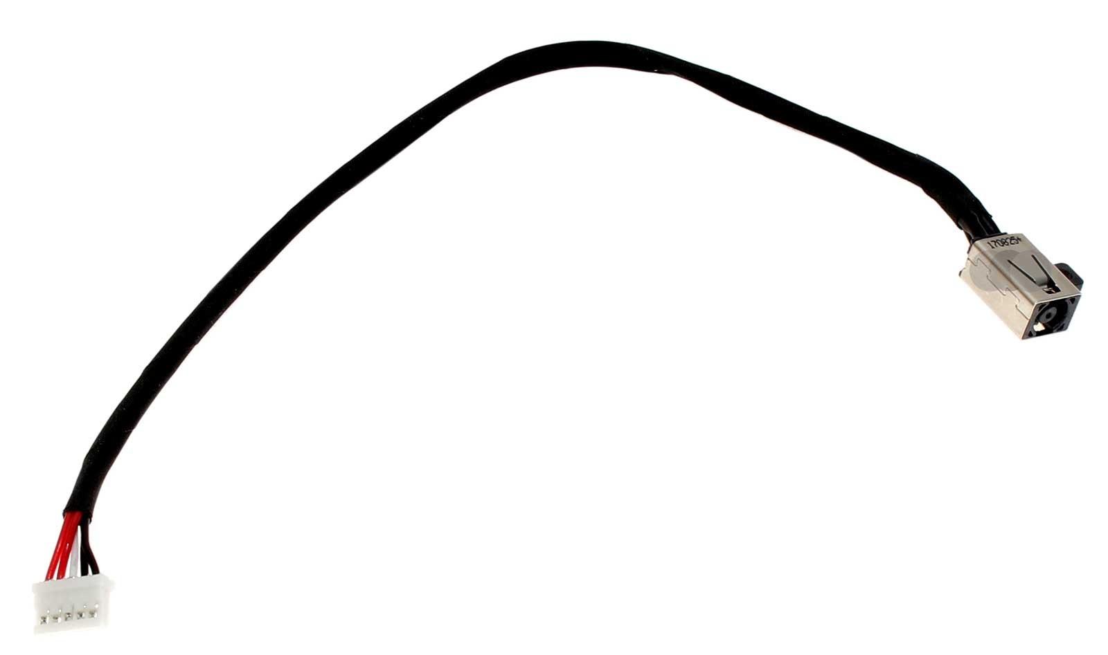 Ladebuchse Strombuchse mit Kabel für Asus ROG B551, Pro B551LG, B551LA-CN018G