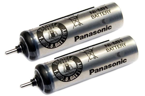 2x Akku für Panasonic Rasierer ES7101, ES7102, ES7109, ES7036, ES7038, ES7058 u.a.