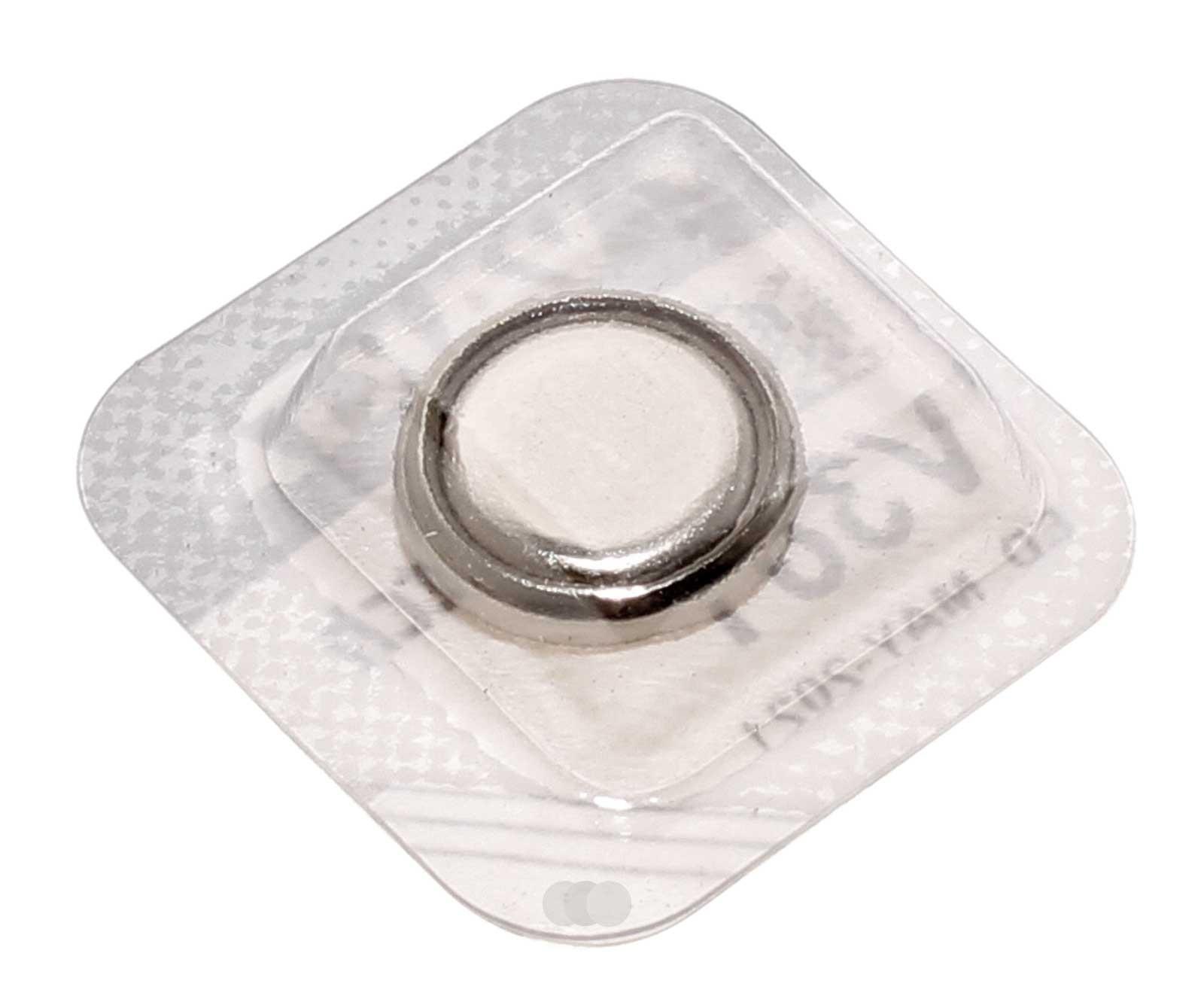 Varta V381 Knopfzelle Batterie Silberoxid für Uhren u.a., wie SR55, 1,55V, 49mAh