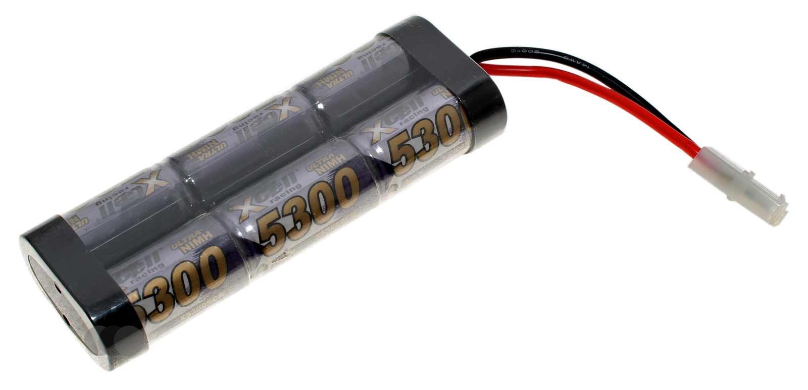 Conrad energy Modellbau-Akkupack NiMh 6 Stick Tamiya-Stecker 7.2 V 4200 mAh Zellen-Zahl