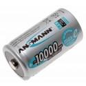ANSMANN Akku Typ 10000 | Mono D HR20 | 1,2V 10000mAh