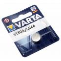 1,5V Varta V13GA/LR44 Alkali-Mangan Knopfzelle Batterie | 138mAh | wie 13GA AG13 G13A PX76A