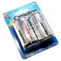 2er Pack Camelion Adapter Mignon AA auf Mono D für Akkus und Batterien