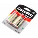 2er Pack Camelion Plus Alkaline 1,5V C Baby 8450mAh [LR14-BP2] LR14 AM2 MN1400 E93