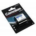 6V Camelion CR-P2 Lithium Foto Batterie | 1400mAh | wie 5024LC CR223A DL223A