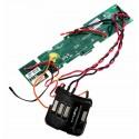 AEG Electrolux Elektronik mit Drähten Steuerplatine AG3014G u.a. Staubsauger   140039004654   schwarz