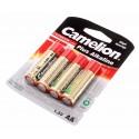 4er Pack Camelion Batterie 1,5V AA Mignon 2700mAh [LR6-BP4] LR6 AM3 MN1500 E91
