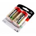 2er Pack Camelion Batterie 1,5V D Mono LR20 AM1 MN1300 E95