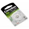 Camelion SR59 Knopfzelle Batterie Silberoxid für Uhren u.a. | 30mAh 1,55V | wie SR726W SG2 S726E