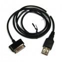 USB-Datenkabel Ladekabel für Samsung Galaxy Tab / GT-P1000 GT-P7500 GT-P1010 GT-P7501 GT-P7100 GT-P3110 GT-N8020