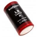 Kraftmax LS34615 (XCell ER34615) Batterie Mono D Lithium | 3,6V 19000mAh