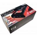Kraftmax QC3000 Jumpstarter KFZ Starthilfe für 12V Autobatterie mit Powerbank- und Taschenlampenfunktion