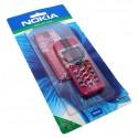Original Nokia Xpress-on Cover für Nokia 3210 | SKR-10 Lasting Love | Oberschale Akkudeckel Tastatur