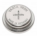 Varta V80H NiMH Akku aufladbare Knopfzelle Batterie 55608101501   1,2V 80mAh