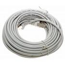 10m Netzwerkkabel Patchkabel mit Rastnasenschutz, Paarfolge nach EIA/TIA 568B, Gigabit (10/100/1000 Mbit) Netzwerk geeignet