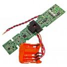 Original AEG Electrolux Elektronik Modul, Leiterplatte mit Drähten, Teilenummer 140022564649 für Handstaubsauger, Staubsauger.