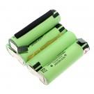 18 Volt Li-ion Li-Power Akku-Pack ersetzt Westfalia Art. 461418 für Art. 433987 mit 2900mAh zum Selbsteinbau