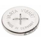 1,2 Volt Knopfzellen NiMH Akku Varta V18HRT,  Alternative zu V20HR und MBU 20