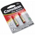 2er-Pack Camelion Plus Alkaline Batterie, Typ AAAA, LR61 mit 1,5 Volt und 580mAh Kapazität