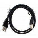 1m USB 2.0 Kabel Stecker Typ A auf Stecker Typ B, für Drucker, Scanner, HDD