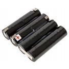2,4V + 7,2V Akkupack für Metz Powerpack P50 und P76 mit 3 Ah