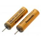 2 Stück original Panasonic Rasierer, Rasierapparat Ersatzakku WES7038L2508, NIMH für ES 7043