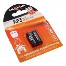 2er Pack Ansmann A23 Alkaline Batterie, LR23, MN21, L1028, LRV08, G23A, E23A, 12V, 41mAh