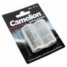 2er Pack Camelion Batterie Adapter Mignon AA auf Baby C für Akkus und Batterien