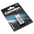 2er Pack Camelion FR03 [FR03-BP2] Lithium AAA Micro Batterie, LR03, AM4, UM4, LR03N, 24A, 1,5V, 1100mAh