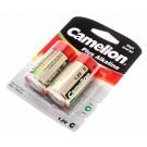 2er Pack Camelion Plus Alkaline 1,5V, C, Baby, 8450mAh, LR14-BP2, LR14, AM2, MN1400, E93