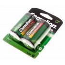 2er Pack Camelion Super Heavy Duty Batterie 1,5V 8025mAh Mono D [R20P-BP2G] R20P UM1