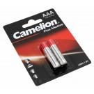 2er Pack Camelion AAA Micro LR03 Batterien für MEDISANA Infrarot-Thermometer TM 750, Fieberthermometer, 1,5V, 1250mAh
