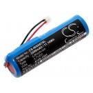 Alternativer Akku für WELLA Eclipse Clipper mit 3,7 Volt und 3000mAh Kapazität, ersetzt original Akku 8725-1001.