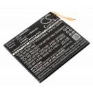 3,85 V0lt Li-Polymer Akku mit 2500mAh Kapazität passend für Gigaset ME FCB, GS55-6, GS55-6me, ME