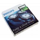 3 Stk. Philips HQ56/50 Scherkopf für HS190, HQ54, HQ58, HQ64, HQ66, HQ69, Super Reflex