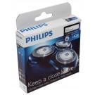 3er Pack original Philips DualPrecision Scherköpfe HQ8, HQ9, HQ177, HQ840, HQ7890, HQ8880, PT860 u.a.