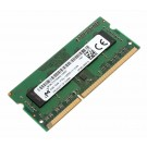 4GB 1RX8 PC3L-12800S-11-13-B4 4GB x64, SR 204-Pin DDR3L SODIMM MT8KTF51264HZ-1G6N1