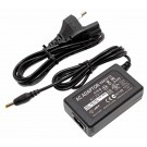 5V Netzteil Ladegerät für Panasonic HDC-SD60, SDR-SW20 u.a. Camcorder, Videokamera, wie VSK0712