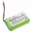 Alternativer Lithium-Polymer Akku für Dogtra Ferntrainer, Hundetrainer, Elektrohalsband mit 7,4 Volt und 800mAh Kapazität, ersetzt den original Akku BP74T