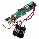 AEG Electrolux Elektronik mit Drähten Steuerplatine AG3014G u.a. Staubsauger, 140039004654, schwarz