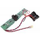 AEG Electrolux Staubsauger Ersatzteil Elektronik mit Drähten 14 4V L für AG3106 und AG3105, 140022564631